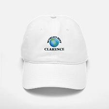 World's Best Clarence Baseball Baseball Cap
