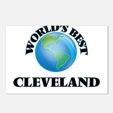 World's Best Cleveland Postcards (Package of 8)