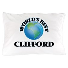 World's Best Clifford Pillow Case