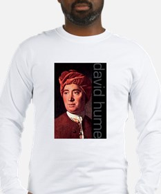 David Hume Long Sleeve T-Shirt