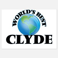 World's Best Clyde Invitations