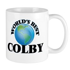World's Best Colby Mugs