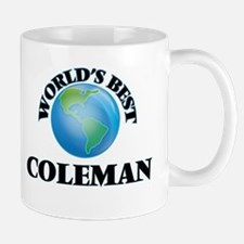 World's Best Coleman Mugs