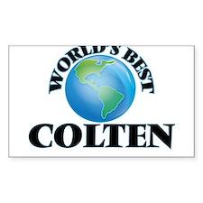 World's Best Colten Decal