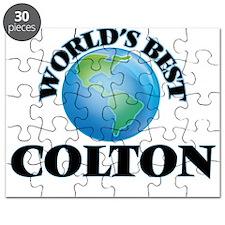 World's Best Colton Puzzle