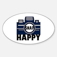 Snap Happy Decal