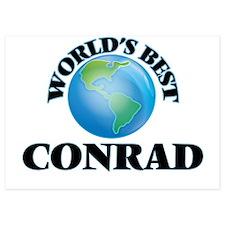 World's Best Conrad Invitations
