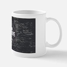 Think Positive Mug Mugs