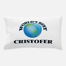 World's Best Cristofer Pillow Case
