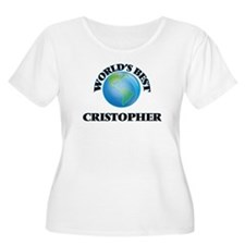 World's Best Cristopher Plus Size T-Shirt