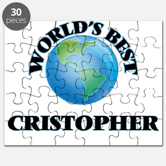 World's Best Cristopher Puzzle