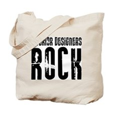 Interior Designers Rock Tote Bag