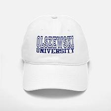 OLSZEWSKI University Baseball Baseball Cap
