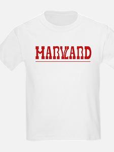 Maryland-Harvard T-Shirt