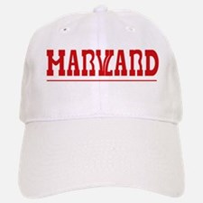 Maryland-Harvard Baseball Baseball Cap