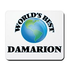 World's Best Damarion Mousepad