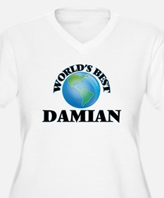 World's Best Damian Plus Size T-Shirt