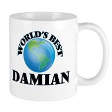 World's Best Damian Mugs