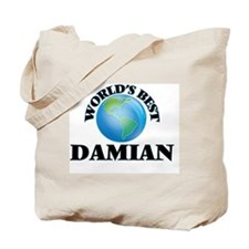 World's Best Damian Tote Bag