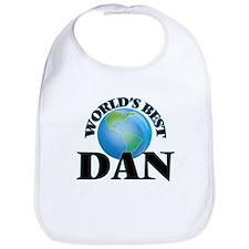 World's Best Dan Bib