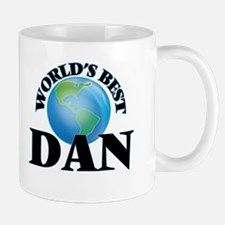 World's Best Dan Mugs