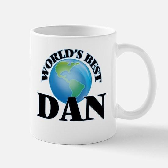 World's Best Dan Mugs