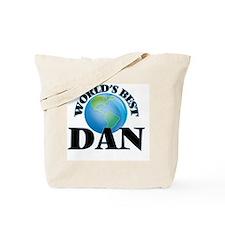 World's Best Dan Tote Bag