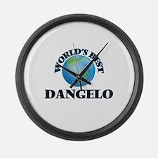 World's Best Dangelo Large Wall Clock