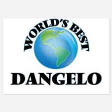 World's Best Dangelo Invitations