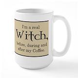 Wicca mugs Coffee Mugs