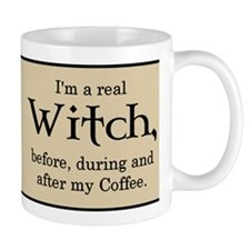 Coffee Witch Coffee Mug