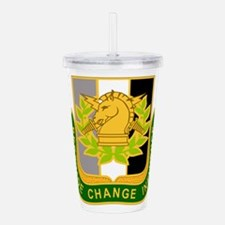 4th Psychological Oper Acrylic Double-wall Tumbler