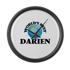 World's Best Darien Large Wall Clock