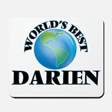 World's Best Darien Mousepad