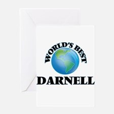 World's Best Darnell Greeting Cards