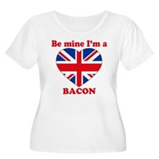 Bacon, Valentine's Day T-Shirt