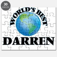 World's Best Darren Puzzle