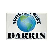 World's Best Darrin Magnets
