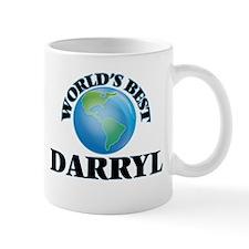 World's Best Darryl Mugs