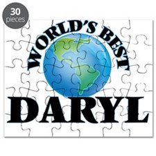 World's Best Daryl Puzzle