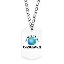 World's Best Dashawn Dog Tags