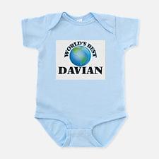 World's Best Davian Body Suit