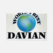 World's Best Davian Magnets