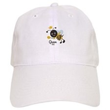 Queen Bee Baseball Baseball Cap