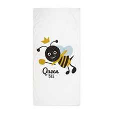 Queen Bee Beach Towel
