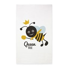 Queen Bee 3'x5' Area Rug