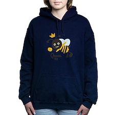 Queen Bee Women's Hooded Sweatshirt