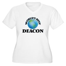 World's Best Deacon Plus Size T-Shirt