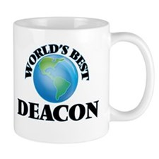 World's Best Deacon Mugs
