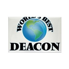 World's Best Deacon Magnets